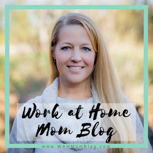 Carrie Serres - the WAH Mom Blog
